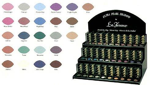 La Femme Ultra Pearl Shadow, Purple Passion