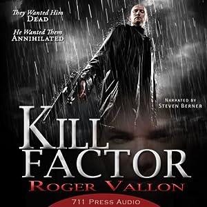 Kill Factor Audiobook