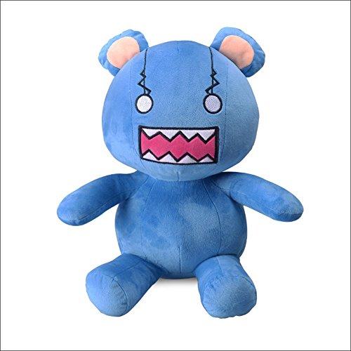 Rain's Pan Anime Netoge No Yome Wa Onnanoko Ja nai to Omotta Cosplay Bear Plush Toys Dolls