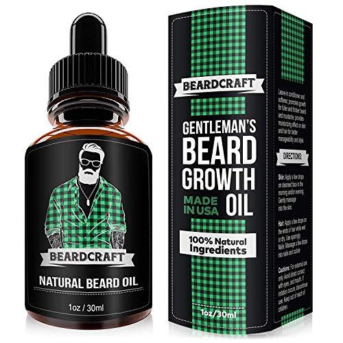 Beard Mustache Softener Moisturizer Leave