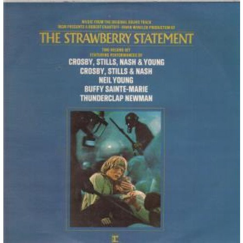The Strawberry Statement: Motion Picture Soundtrack