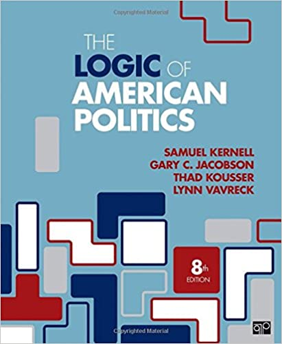 The Logic Of American Politics 7th Edition Pdf