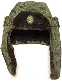 Russian military army tactical modern winter ushanka hat camouflage