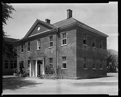 HistoricalFindings Photo: New Bern Academy,schools,brick Buildings,North  Carolina,Architecture
