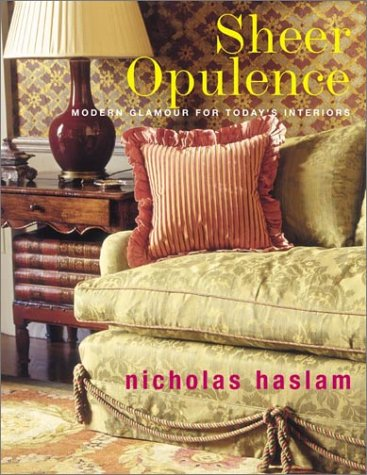 Sheer Opulence (Decor Best-Sellers) by Watson-Guptill