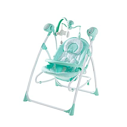 Amazon.com: Rocking Ride-Ons Baby Electric Rocking Chair ...