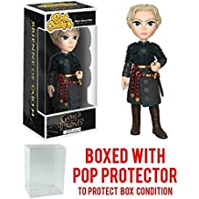 Funko Rock Candy: Game of Thrones - Brienne of Tarth Vinyl Figure (Bundled with Pop BOX PROTECTOR CASE)