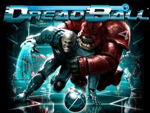 Dreadball: The Futuristic Sports Game by Mantic Games
