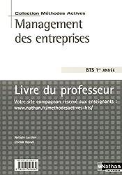 Management des entreprises - Livre du professeur