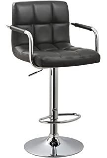 Remarkable Amazon Com Woybr Bs Wl W Acrylic Pu Foam Wood Chrome Evergreenethics Interior Chair Design Evergreenethicsorg