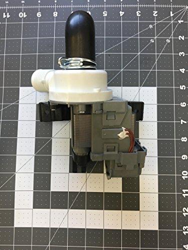 kenmore drain pump w10155921 - 9