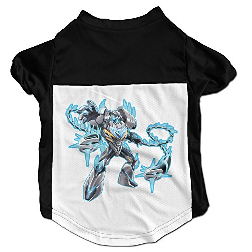[Spike Cannon Max Steel Hi-Q Dog Clothes Sweaters Shirt Hoodie For Puppy] (Dredd Halloween Costume)