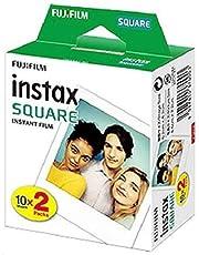 instax SQUARE Colour Film, 20 Shot Pack