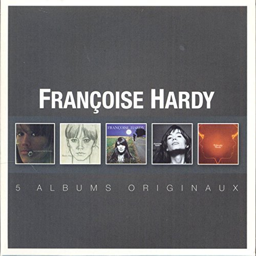 Original Album Series -  Hardy, Francoise (Best Of Francoise Hardy)