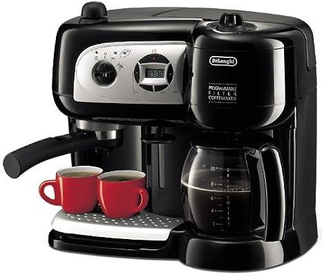 DeLonghi BCO 264 Coffee/Espresso Maker - Cafetera (Cafetera ...