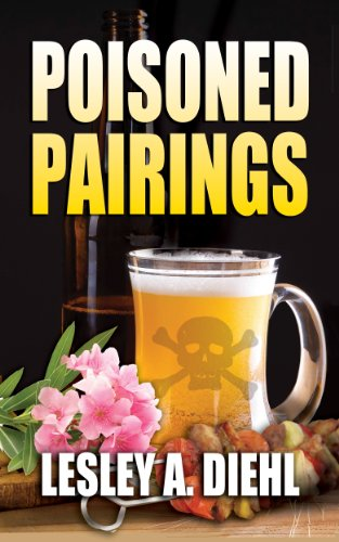 book cover of Poisoned Pairings