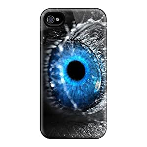 Hard Plastic Iphone 4/4s Case Back Cover,hot Water Eye Case At Perfect Diy