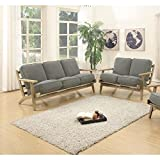 Elm 2-piece Sofa Set Willow