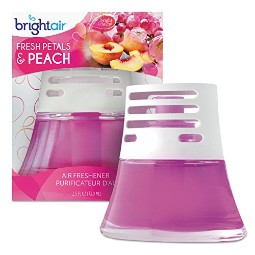 Fresh Petals and Peach Scented Oil Air Freshener Diffuser - 2.5-oz. (Bright Petal)
