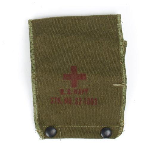 Original U.S. USN Naval Aviator First Aid Pouch