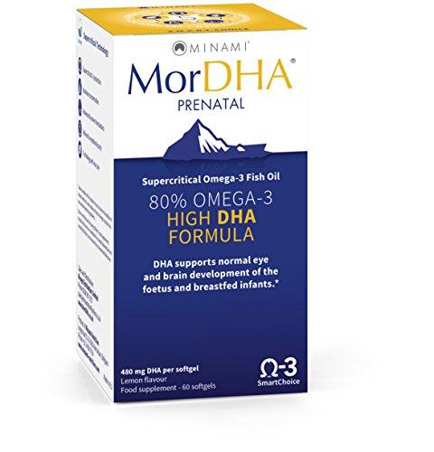 Minami Nutrition MorDHA Prenatal Capsules capsules product image