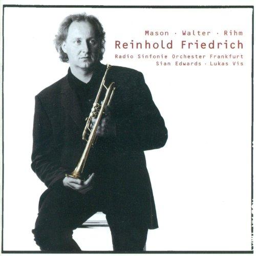 - Walter, C.J.: 4 Pieces Against Stagnation / Rihm, W.: Marsyas / Mason, B.: Trumpet Concerto