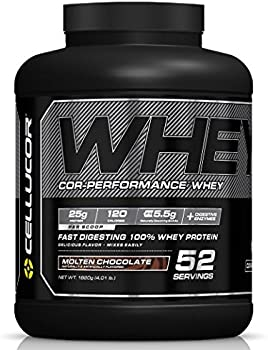 Cellucor 4.01lb 100% Whey Protein Powder with Whey Isolate