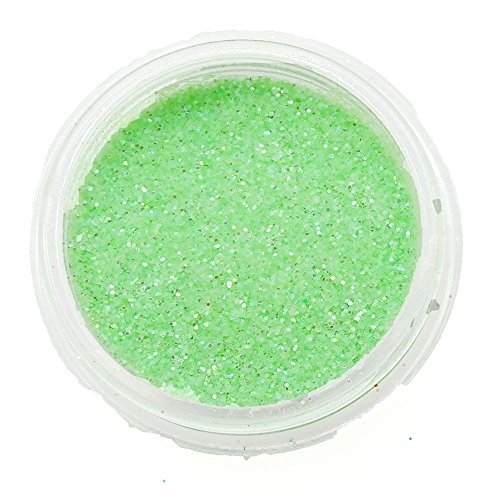 Light Green Glitter #10 From Royal Care Cosmetics