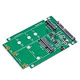 Syba M.2 & mSATA SSD Dual Connector to SATA III 2.5