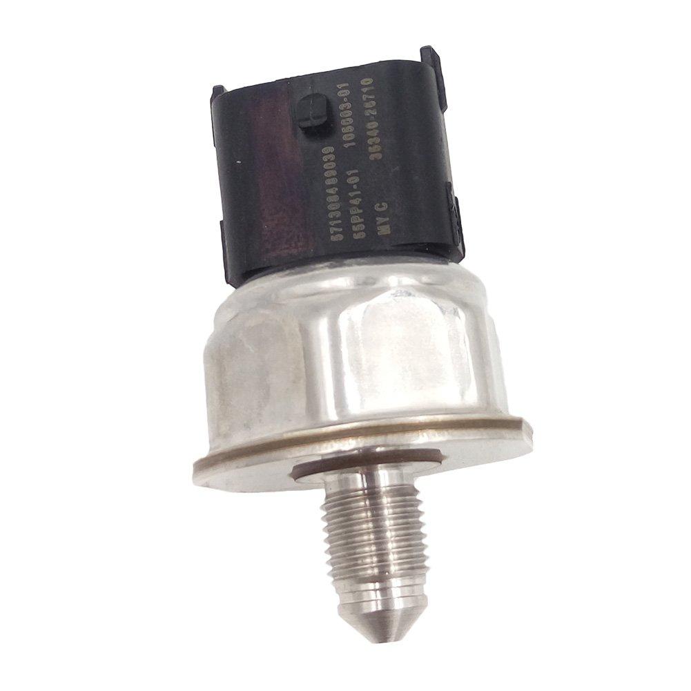 35340-2G710 55PP41-01 Fuel Pressure Sensor Switch Fit For Sonata 2.0L Optima Sorento Sportage 2.0L 2.4L 2010-2012 by Vensi