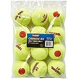 Tourna Low Compression Stage 2 Orange Dot Tennis Ball