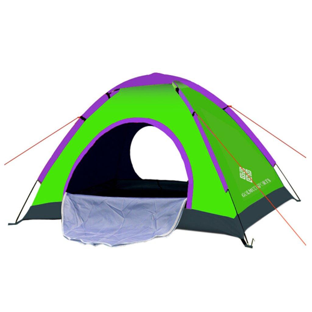 He Ping Yuan Zelt Bergsteigen Camping Zelt Doppel  Herrenchen Zelt Set @@