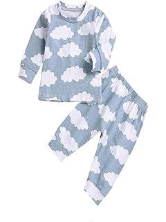 f225eb803 Lullaby Toddler Girls Smile! Cute Dinosaur Heart Long Sleeve Pyjamas ...