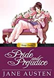 Image of Manga Classics: Pride and Prejudice