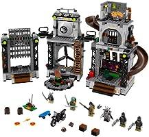 LEGO Teenage Mutant Ninja Turtles Turtle lair Invasion [888 ...