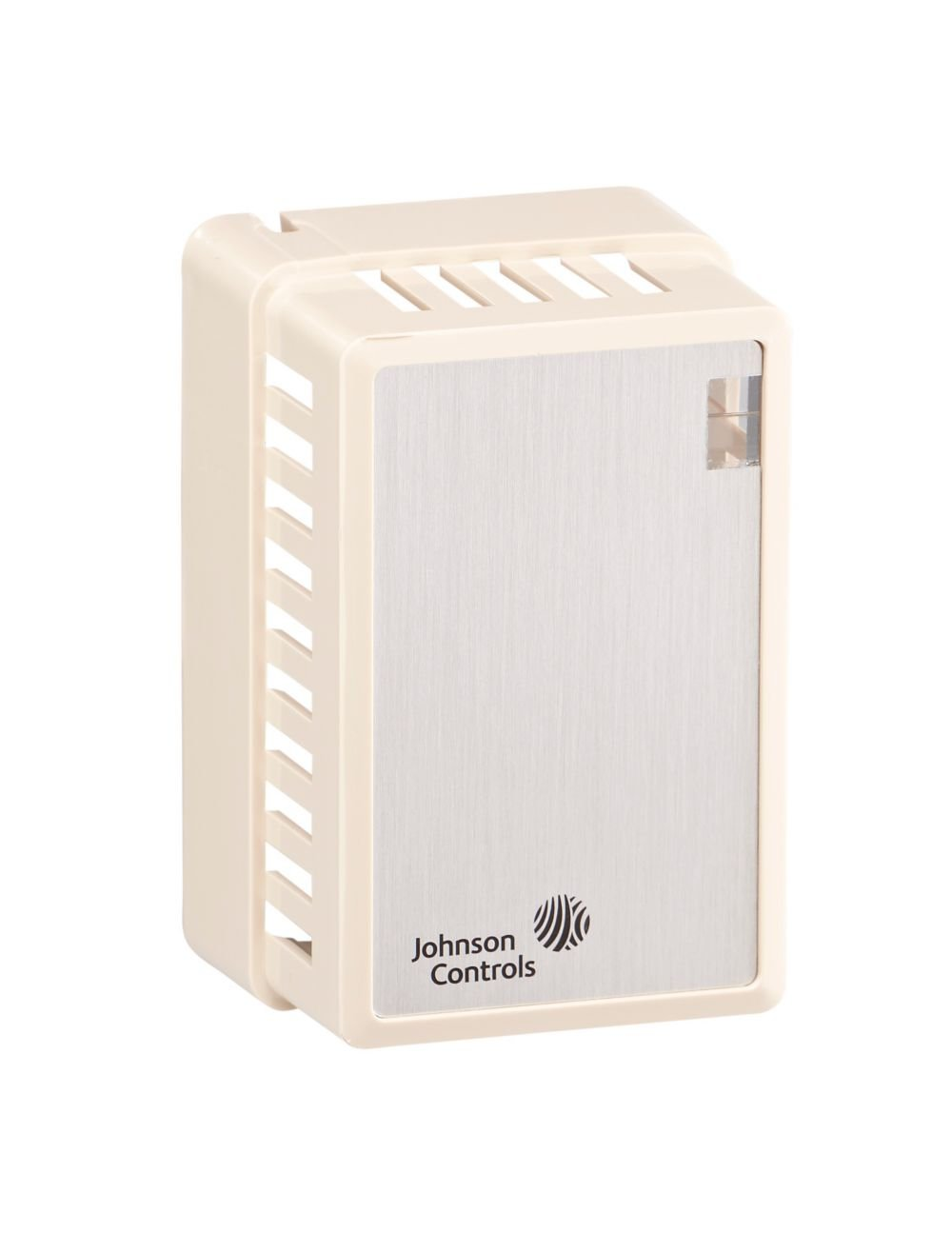 Beige Johnson Controls Inc Johnson Controls T-4000-2145 Pneumatic Thermostat Cover