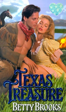 book cover of Texas Treasure