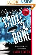 Daughter of Smoke & Bone (Daughter of Smoke and Bone Trilogy Book 1)
