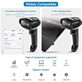 NETUM Bluetooth Barcode Scanner, Compatible with