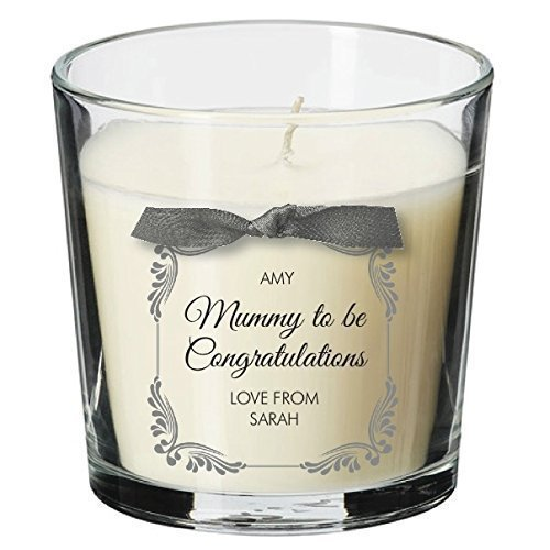 Maternity leave present personalised candle mummy to be baby shower maternity leave present personalised candle mummy to be baby shower leaving pregnancy mum gift negle Choice Image