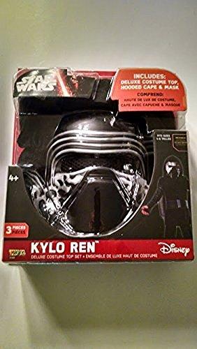 Star Wars Kylo Ren Deluxe Costume Top Set -