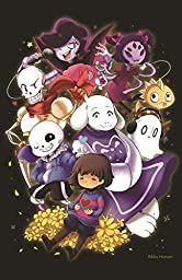Undertale - Ragtag Group Poster
