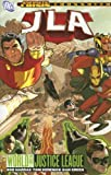 img - for JLA Vol. 19: World Without a Justice League book / textbook / text book
