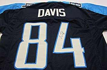 official photos 18f57 b67c1 Corey Davis Tennessee Titans autographed Jersey at Amazon's ...