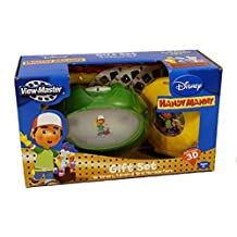 Disney Handy Manny View-master Gift Set