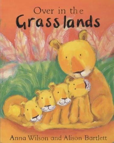 Download Over in the Grasslands Board Book PDF
