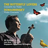 The Butterfly Lovers Concerto for Violin; Tchaikovsky: Violin Concerto