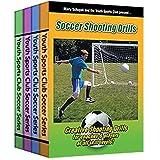 Soccer Coaching:Schupak's Soccer 4 DVD Set