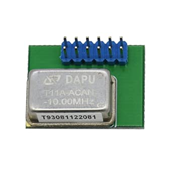 US External TCXO Clock For HackRF One PPM 0.1 For GPS Applications GSM//WCDMA//LTE