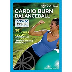Cardio Burn Balanceball (2008)